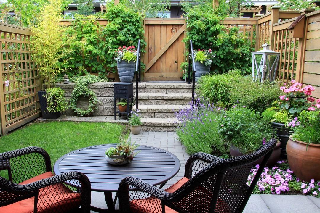 Aménagement d'espace vert selon la permaculture